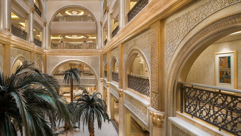 Emirates-Palace-Palm-Tree-Corridors