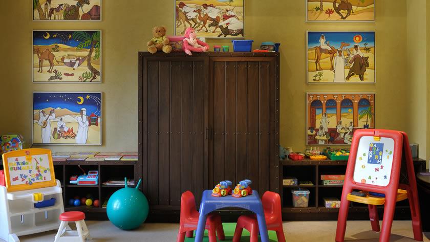 /Qasr Al Sarab Desert Resort by Anantara kids Club