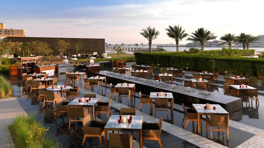 Fairmont Bab Al Bahr - CuiScene