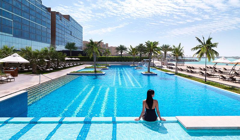 Fairmont Bab Al Bahr - Pool 2