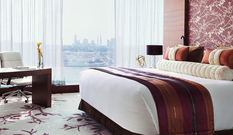 Fairmont Bab Al Bahr - luxury bedrooms