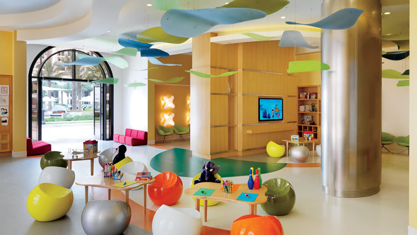 Ritz Carlton Abu Dhabi Grand Canal - Kids Club