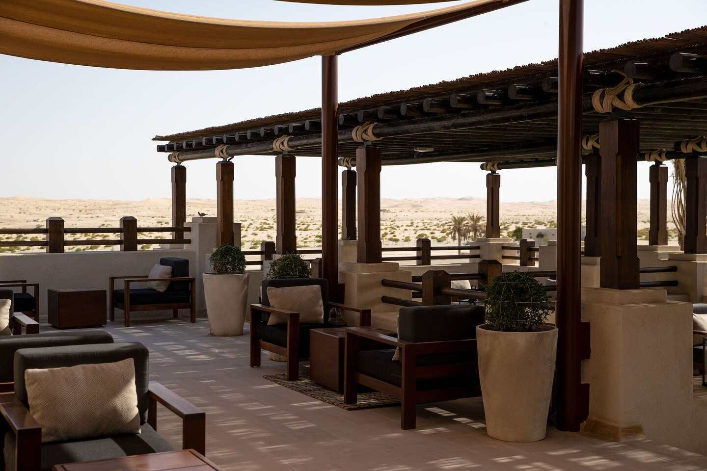 Al Wathba Desert Resort Spa Al Mesayan Restaurant 1