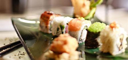 Fairmont Bab Al Bahr Café Sushi