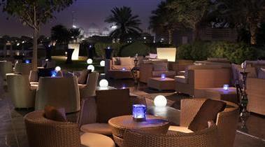 Fairmont Bab Al Bahr Chameleon Terrace