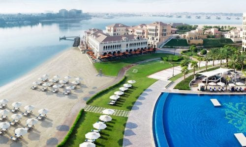 The Ritz Carlton Abu Dhabi Grand Canal Hero