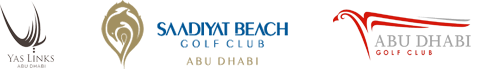 Abu Dhabi Golf Clubs Logos