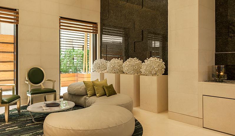 The Westin Abu Dhabi Golf Resort Spa Heavenly Spa Waiting Area