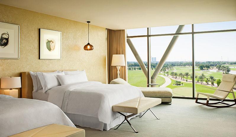 The Westin Abu Dhabi Golf Resort Spa Presidential Suite Guest Room