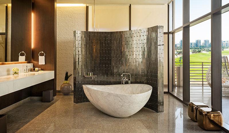 The Westin Abu Dhabi Golf Resort SpaPresidential Suite Master Bathroom