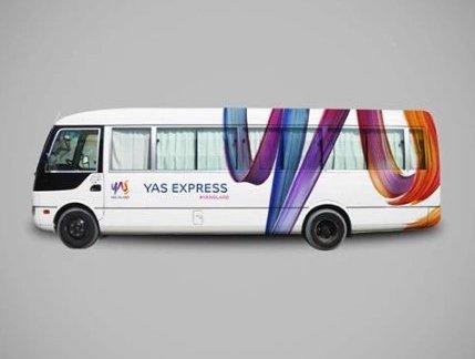 Yas Express Bus